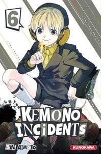 Shô Aimoto - Kemono Incidents Tome 6 : .