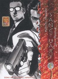 Shô Fumimura et Ryoichi Ikegami - Sanctuary Tome 1 : .