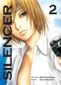 Shô Fumimura et Yuka Nagate - Silencer Tome 2 : .