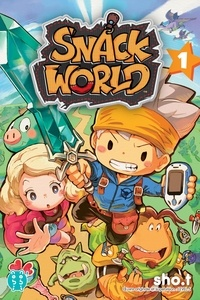 Sho.t - Snack World Tome 1 : .