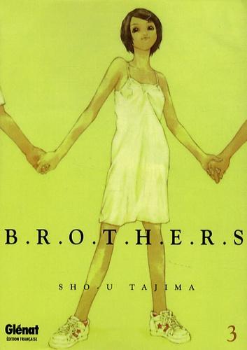 Sho-U Tajima - Brothers Tome 3 : .