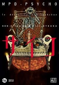 Sho-U Tajima et Eiji Otsuka - MPD-Psycho Tome 15 : .