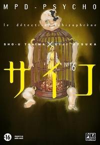 Sho-U Tajima et Eiji Otsuka - MPD-Psycho Tome 16 : .
