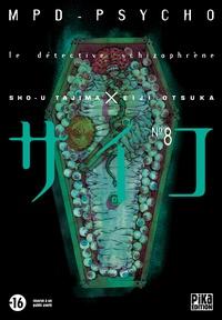 Sho-U Tajima - MPD-Psycho Tome 8 : .