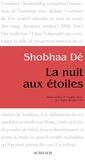 Shobhaa Dé - La Nuit aux étoiles.