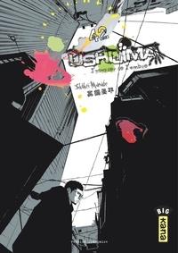 Ebook téléchargement gratuit pdf en anglais Ushijima Tome 42 par Shôhei Manabe