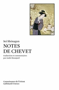 Shônagon Sei - Notes de chevet.