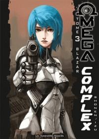 Shonen et  Izu - Omega Complex Tome 3 : Blazar.