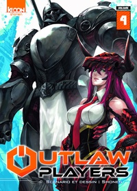 Shonen - Outlaw Players Tome 4 : .