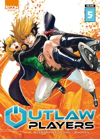 Shonen - Outlaw Players Tome 5 : .