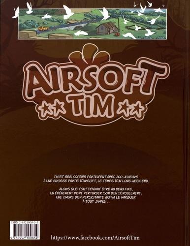 Airsoft Tim Tome 4 OP bille
