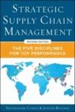 Shoshanah Cohen et Joseph Roussel - Strategic Supply Chain Management: The Five Core Disciplines for Top Performance.