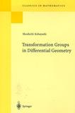 Shoshichi Kobayashi - Transformation Groups in Differential Geometry.