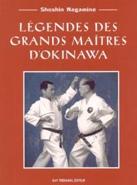 Deedr.fr Légendes des grands maîtres d'Okinawa Image