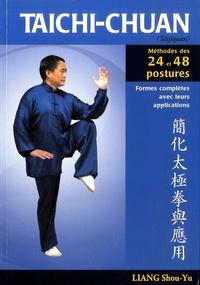 Taïchi-chuan - La méthode des 24 et 48 postures avec applications martiales.pdf