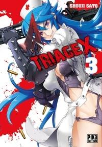 Shouji Sato - Triage X T03.