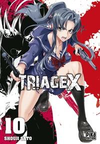 Shouji Sato - Triage X T10.