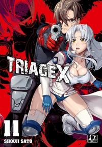 Shouji Sato - Triage X T11.