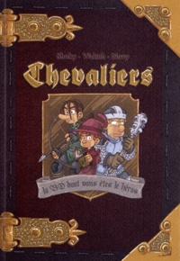 Shuky et  Waltch - Chevaliers Tome 1 : Journal d'un heros.