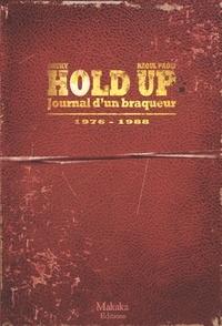 Shuky et Raoul Paoli - Hold-up - journal d'un braqueur.