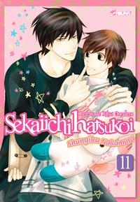 Shungiku Nakamura - Sekaiichi Hatsukoi Tome 11 : .