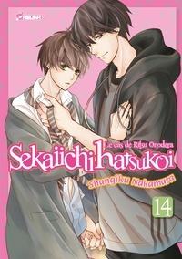 Shungiku Nakamura - Sekaiichi Hatsukoi Tome 14 : .