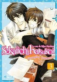 Shungiku Nakamura - Sekaiichi Hatsukoi Tome 3 : .