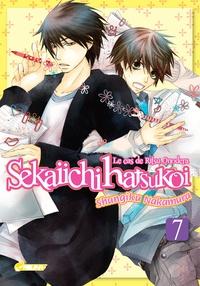 Shungiku Nakamura - Sekaiichi Hatsukoi Tome 7 : .