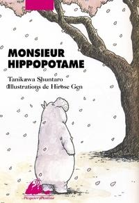 Shuntarô Tanikawa - Monsieur Hippopotame.