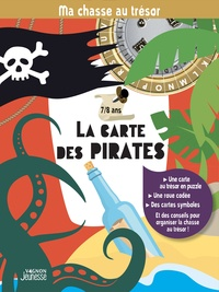Shutterstock - La carte des pirates.