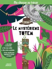 Shutterstock - Le mystérieux totem.
