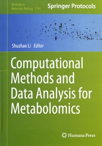 Shuzhao Li - Computational Methods and Data Analysis for Metabolomics.