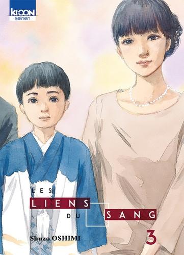 Les Liens Du Sang Manga