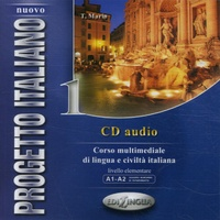 Telis Marin - Nuovo Progetto Italiano 1 A1-A2 - Corso multimediale di lingua e civilità italiana. 1 CD audio