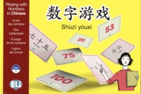 ELI - Shuzi youxi. Playing with Numbers in Chinese - Avec 100 cartes et 36 fiches.