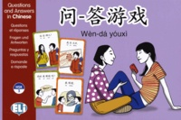 ELI - Wen-da youxi. Questions and Answers in Chinese - Avec 120 cartes.