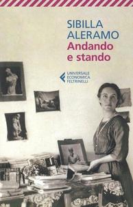 Télécharger le livre pdf djvu Andando e stando  - Prose, impressioni di vaggio e incontri