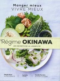 Sibylle Naud et Coralie Ferreira - Régime Okinawa.
