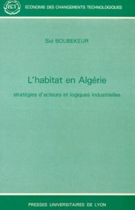 Sid Boubekeur - .