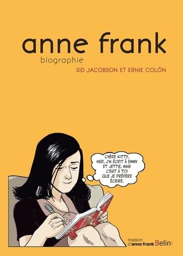 Anne Frank. Biographie