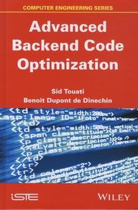 Sid Touati et Benoît Dupont de Dinechin - Advanced Backend Code Optimization.
