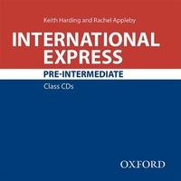Keith Harding et Rachel Appleby - International Express Pre-Intermediate - Class CDs. 2 CD audio