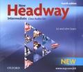 Liz Soars et John Soars - New Headway Intermediate. 3 CD audio
