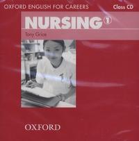 Tony Grice - Nursing 1 class audio cd.