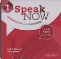 David Bohlke et Jack-C Richards - Speak Now 1 - Communicate with Confidence - Class Audio CDs. 2 CD audio