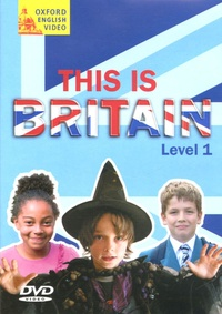 Oxford University Press - This is Britain Level 1 - DVD video.