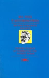 Sidney Rosen et Milton Erickson - .