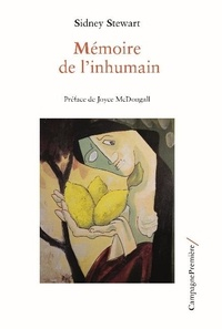 Sidney Stewart - Mémoire de l'inhumain.
