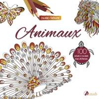 Sidonie Cozette - Animaux - 100 dessins à colorier pour déstresser.