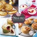 Sidonie Pain - Mini-Pies - Petites recettes sucrées et salées.